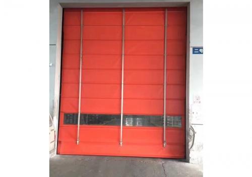 堆积式快速卷帘门