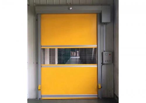pvc卷帘门图片