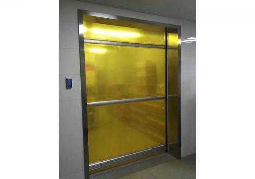 pvc塑料卷帘门